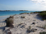Beach on Little Water Cay 02
