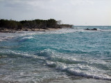 Beach on Little Water Cay 09