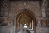 Scalloped Arches - Red Fort