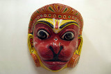 Ramanyana Mask Saaket Museum Orchha 02