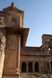 Ruins in the Palace Grounds Orchha
