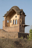 Ruins in the Palace Grounds Orchha 03