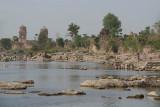 The Betwa River Orchha 11