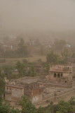 Dust Storm in Orchha 02