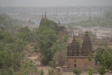 Dust Storm in Orchha 03
