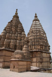 On top of Chaturbhuj Temple 02