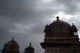 Storm Above Jehangir Mahal