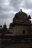 Storm Above Jehangir Mahal 02