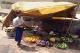 Vegetable Stall Orchha