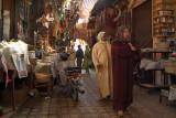 Moroccan Women Shopping