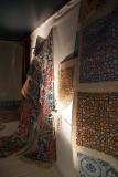 Fabric on Display