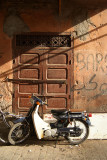 Yamaha and Door