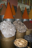 Spices Rock Salt and Other Goods