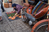 A Few Vegetables for Sale