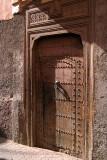 Sturdy Wooden Door