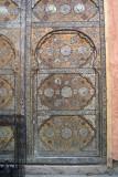Heavily Decorated Door