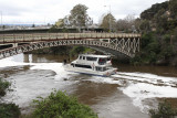 Gorge tour boat