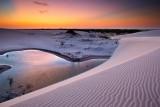 Desert crepuscle