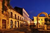 Praça centro histórico
