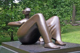Reclining Figure Angles - Henry Moore Sculpture