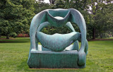 Hill Arches - Henry Moore Sculpture