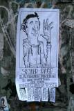 Skyler Page Illustrator Neighborhood Poster