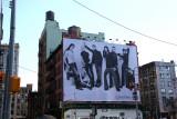 Calvin Klein Billboard
