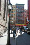 View from Mulberry to Mott Streets