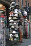Gem Spa Hats at Corner Street Market at 2nd Avenue