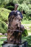 Henry Moore Sculpture Show - Rock Garden