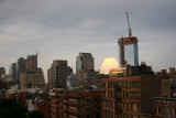 Evening from Living Room Window - Downtown Manhattan