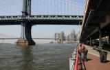 Manhattan & Brooklyn Bridges