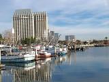 Seaport Village - San Diego Harbor