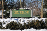 Winter - Fort Tryon Park