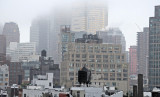 Downtown Fog & Rain