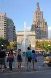 Fountain & Arch