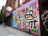 Water Front Mural