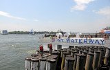 Ferry Boat Departure for Governors Island
