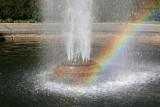 Conservatory Garden - Fountain Rainbow
