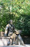 Han Christian Andersen Statue at the Conservatory Pond