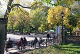 Bethesda Fountain & Maple Hill