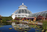 Conservatory, Lily Pond & a Chrysanthemum Show Display