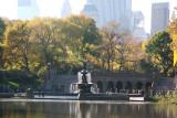 Morning Light - Bethesda Fountain