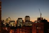 Evening Star - Downtown Manhattan