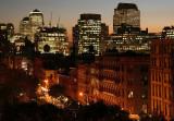 Downtown & LaGuardia Place Lights