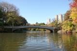 Bow Bridge & CPW from a Ramble Path