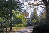 Belvedere Castle from the Shakespeare Garden