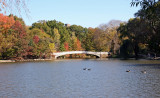 Bow Bridge from the West Shore