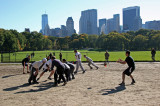 Sheep Meadow - Touch Football Game