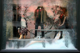 Burberry Winter Holiday Window
